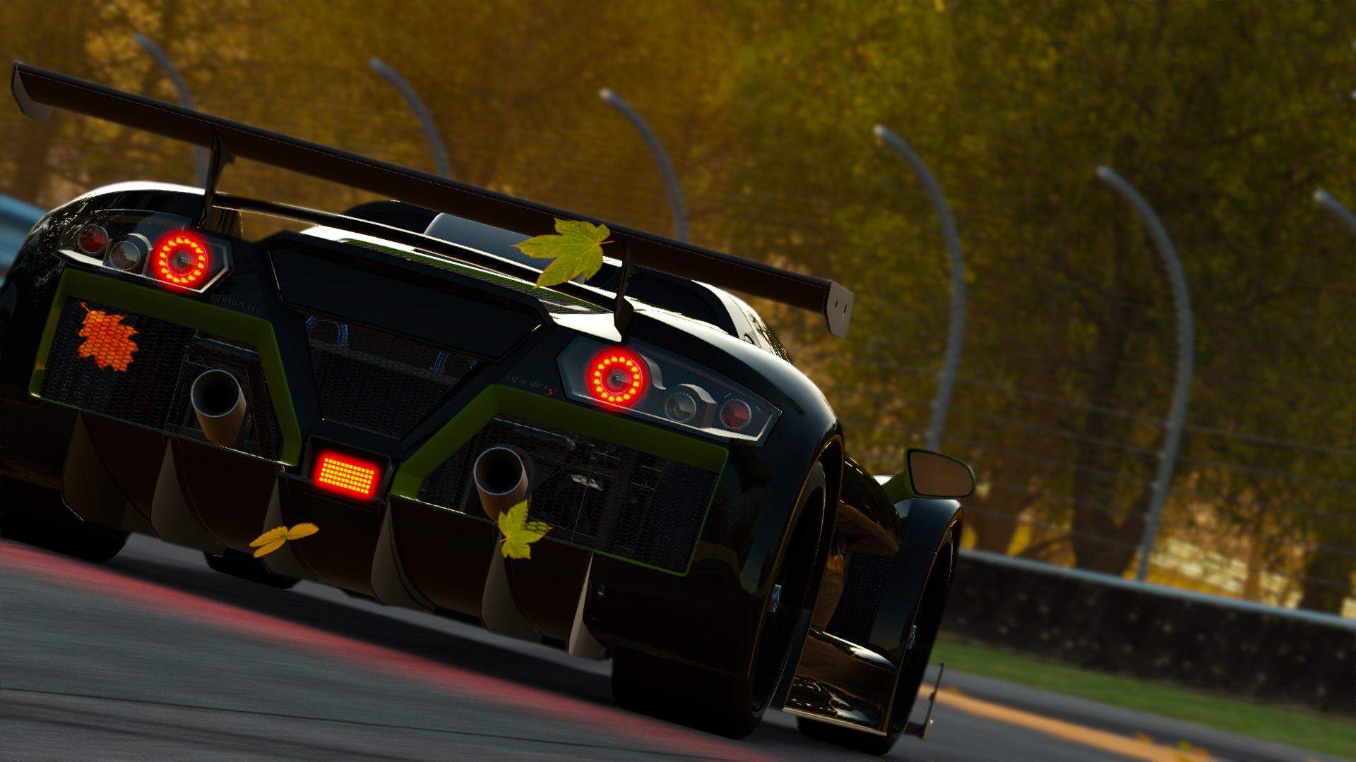 Screenshoty z Project CARS 70679