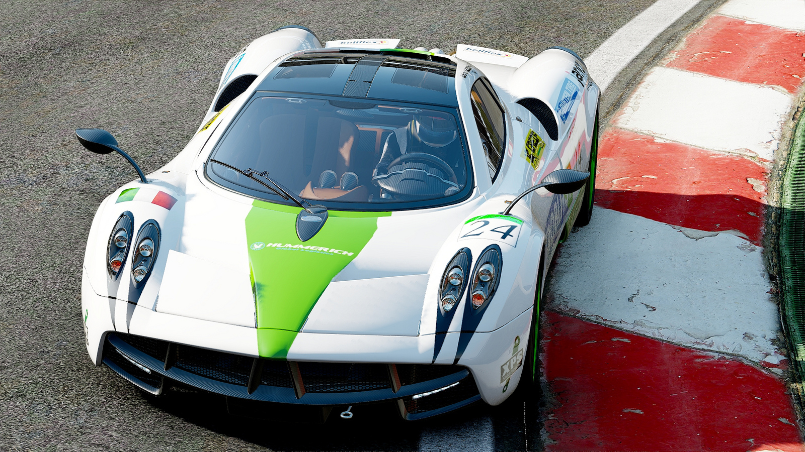 Screenshoty z Project CARS 70680