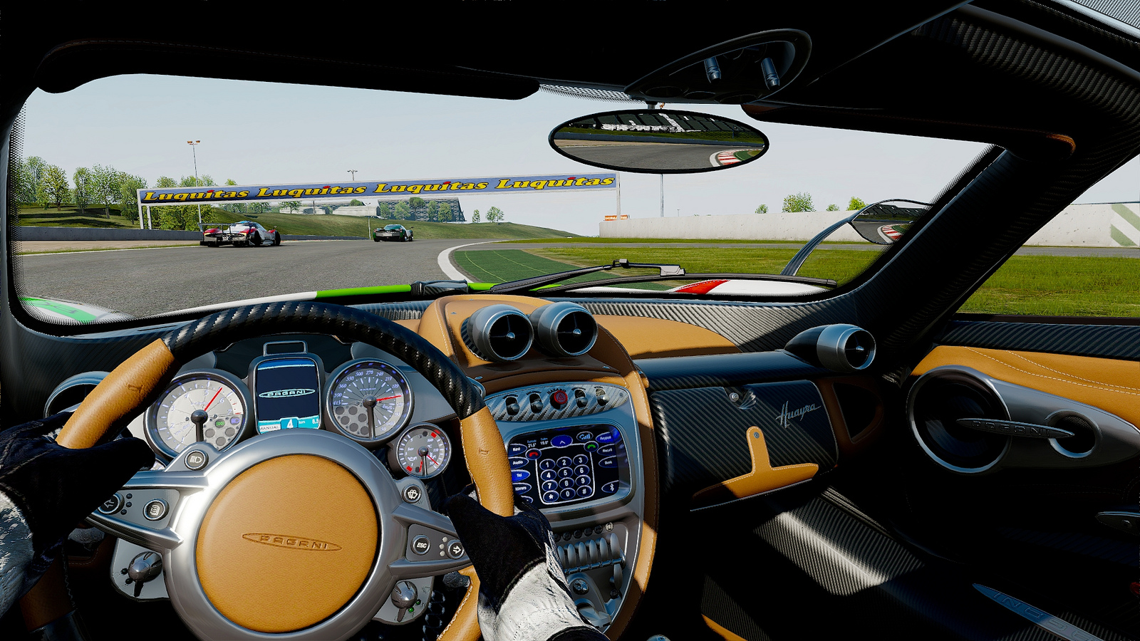 Screenshoty z Project CARS 70687