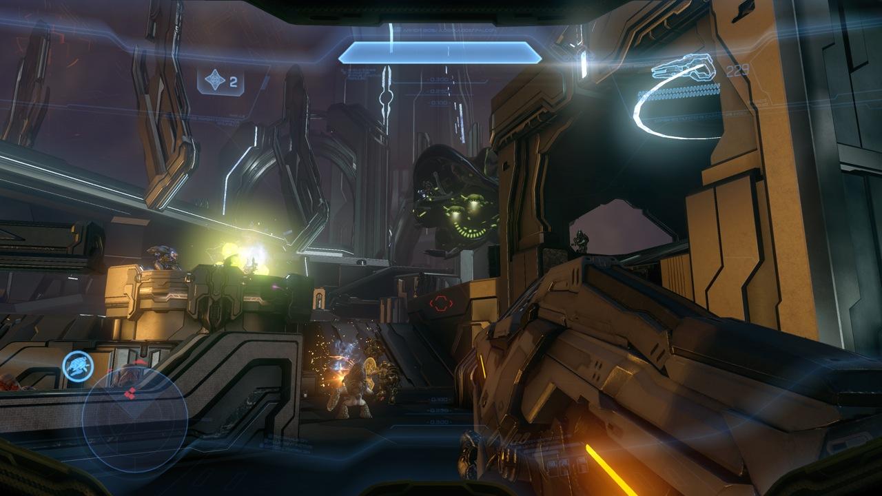 Halo 4 – triumfální návrat 70697