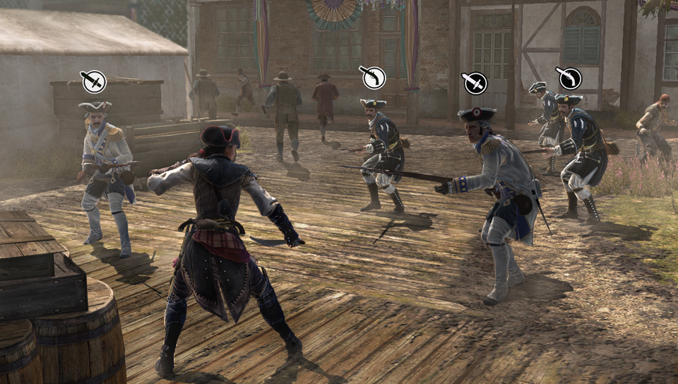 Obrázky z Assassin's Creed 3: Liberation 70752