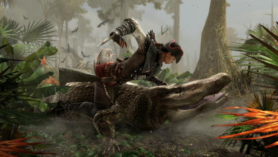 Obrázky z Assassin's Creed 3: Liberation 70754