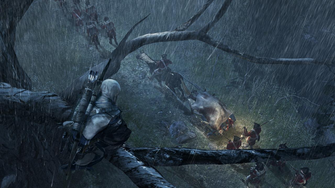Krásné momentky z Assassin's Creed 3 70756
