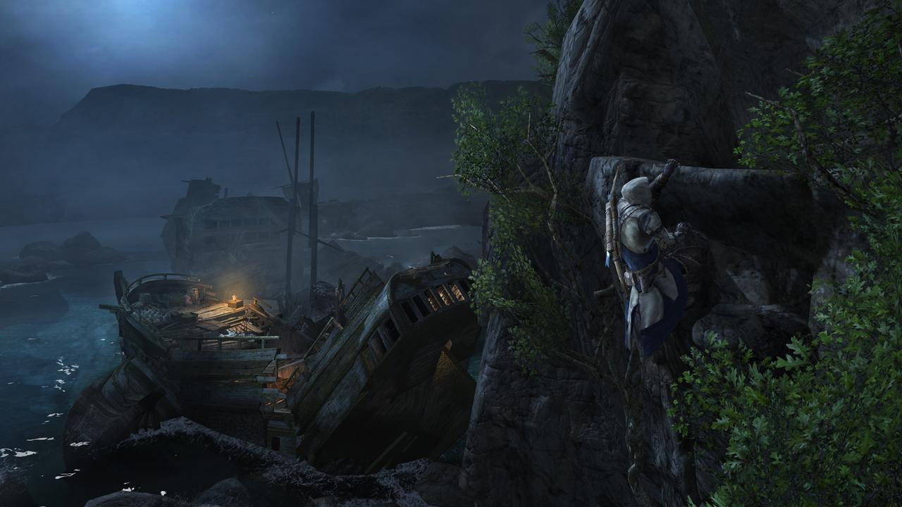 Krásné momentky z Assassin's Creed 3 70757