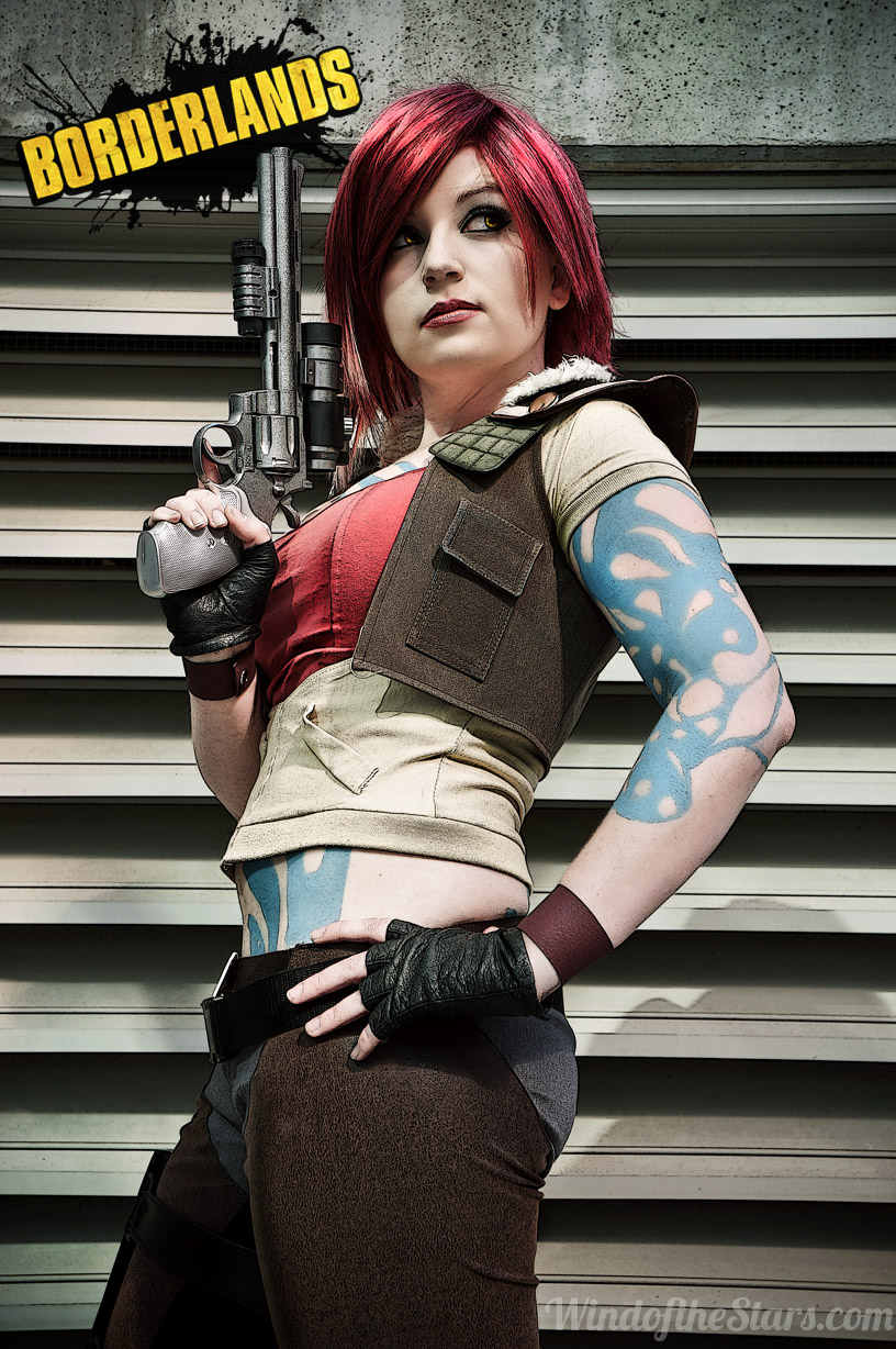 Povedený cosplay Borderlands 70769