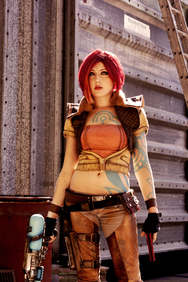 Povedený cosplay Borderlands 70770