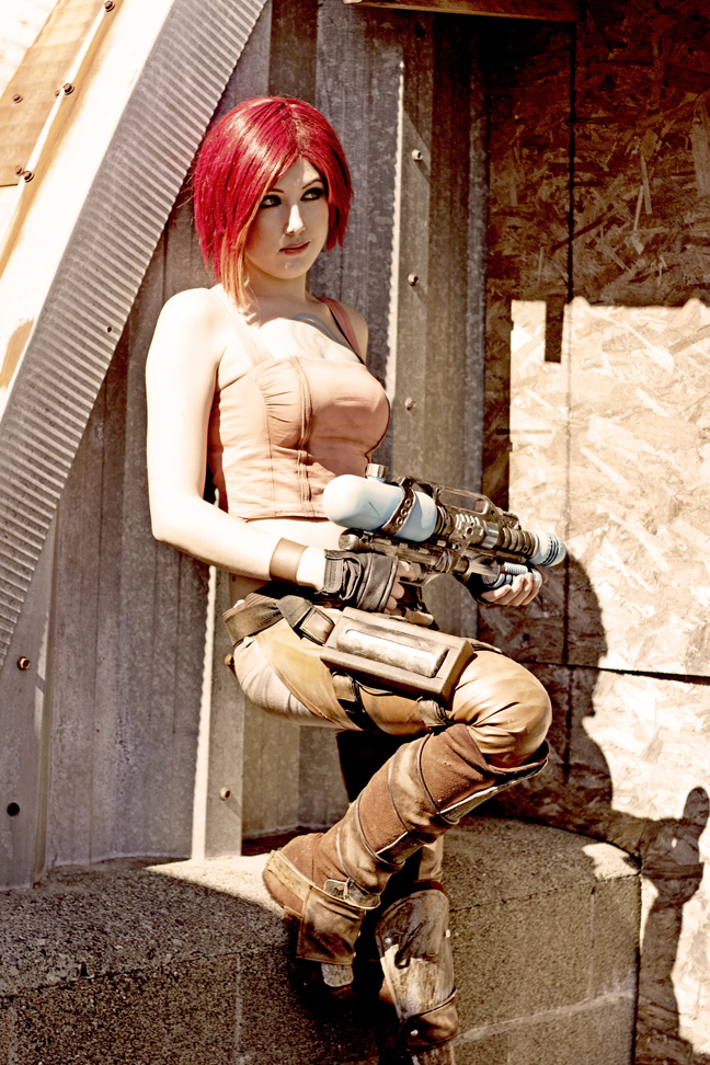 Povedený cosplay Borderlands 70773