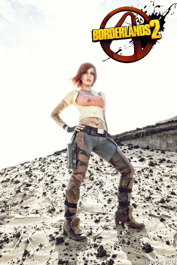 Povedený cosplay Borderlands 70777