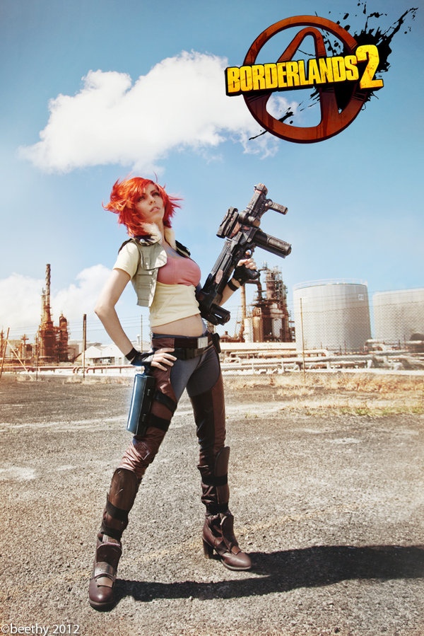 Povedený cosplay Borderlands 70778