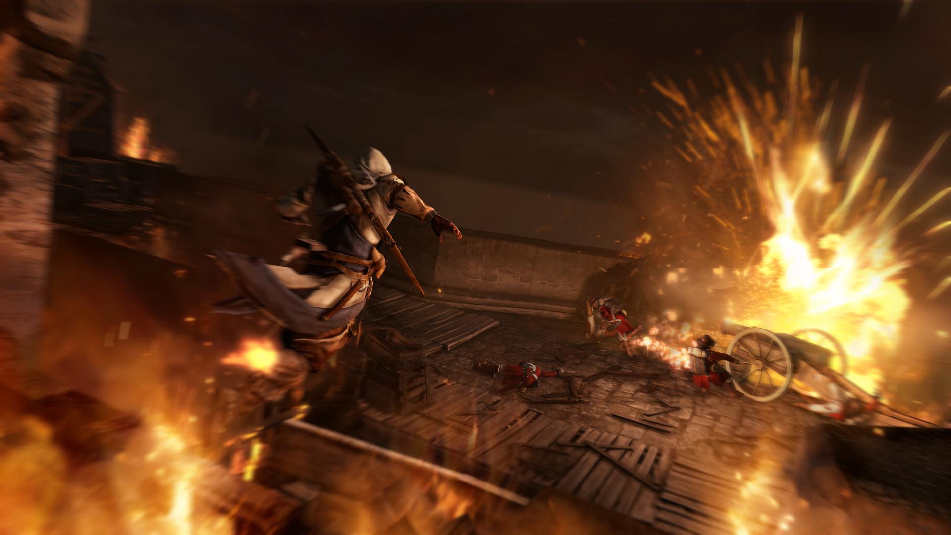 Assassin's Creed III – cesta do nového světa 70807