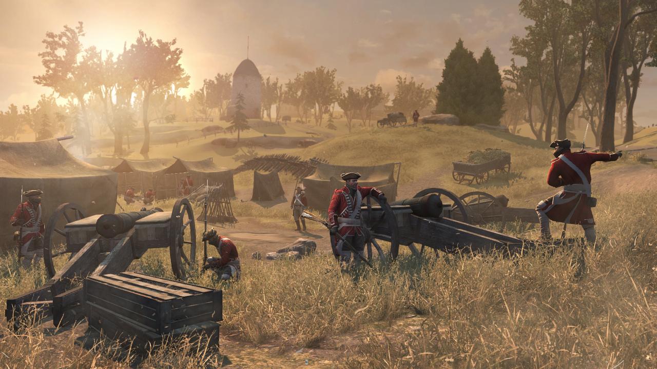 Assassin's Creed III – cesta do nového světa 70808