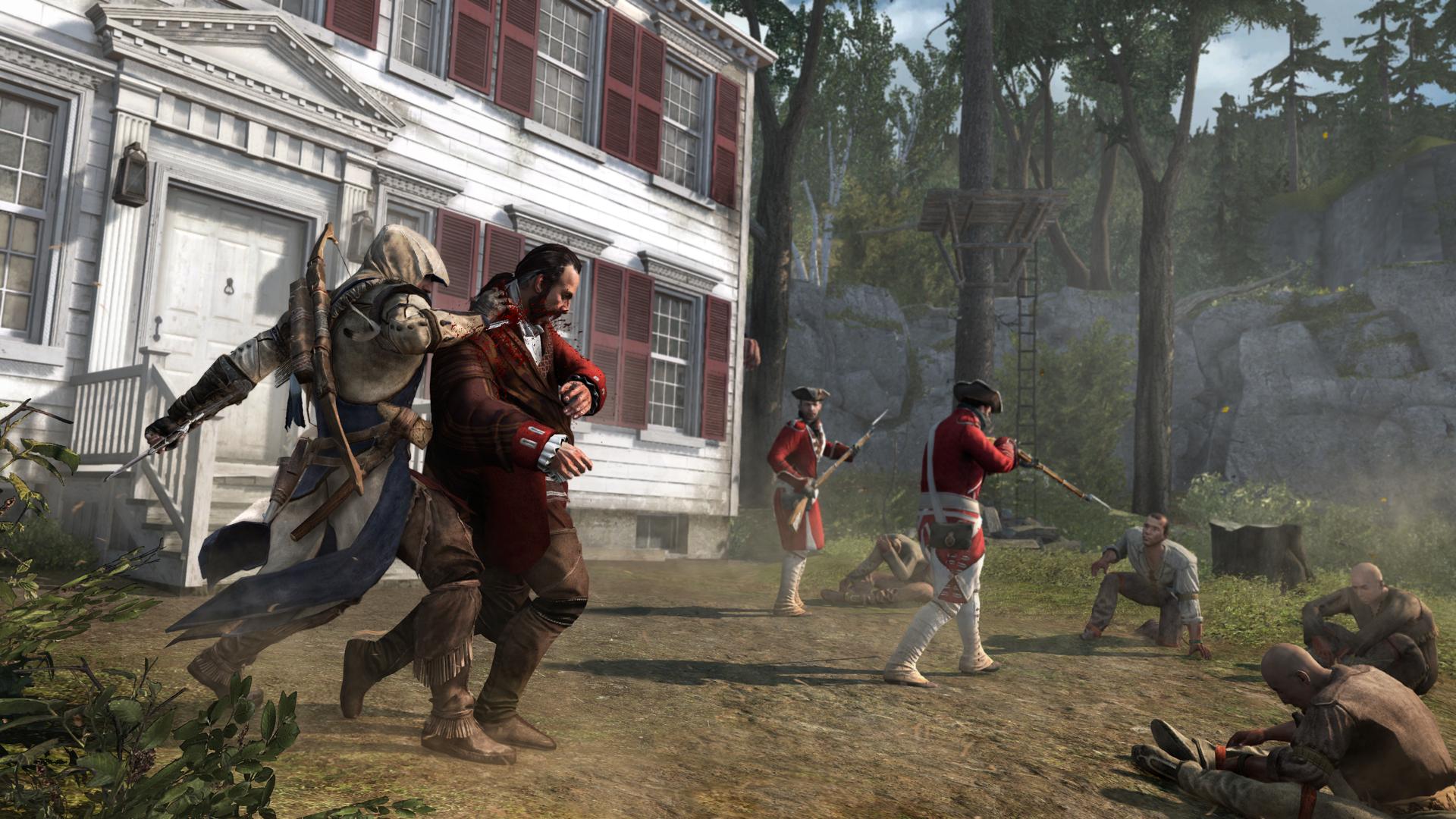 Assassin's Creed III – cesta do nového světa 70810