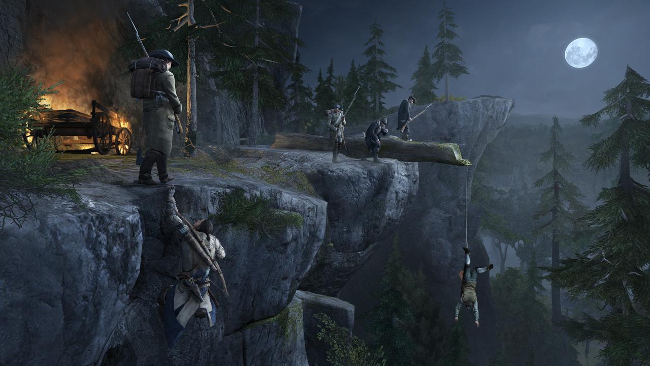 Assassin's Creed III – cesta do nového světa 70811