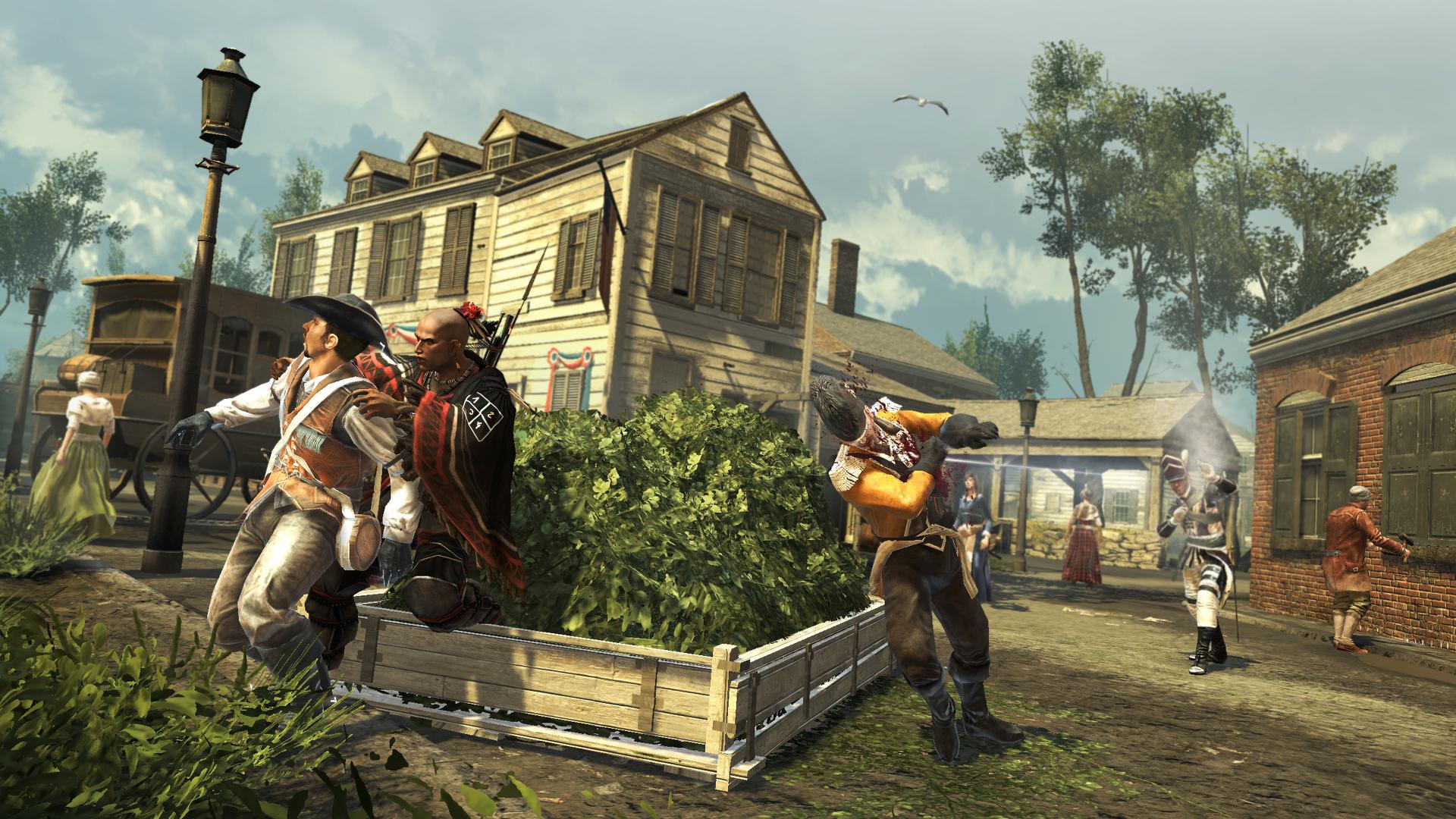 Assassin's Creed III – cesta do nového světa 70816