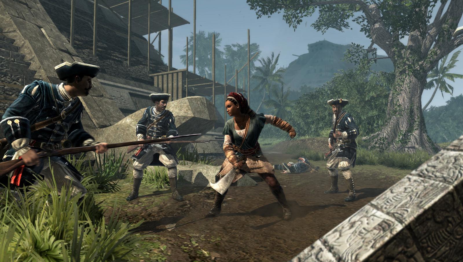 Další obrázky z Assassin's Creed 3: Liberation 70819