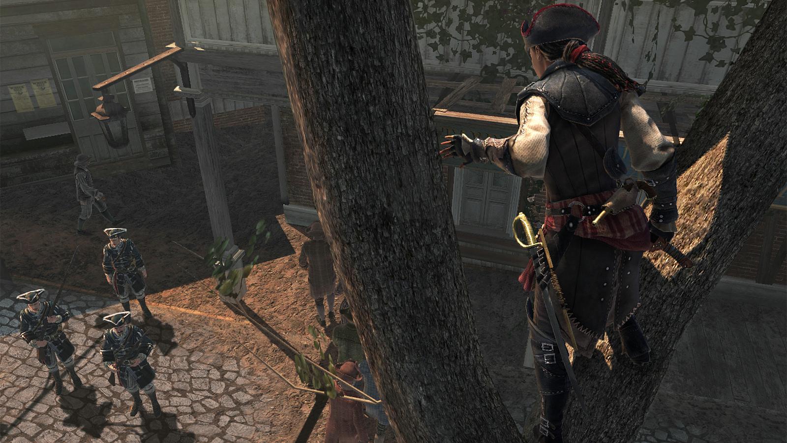 Další obrázky z Assassin's Creed 3: Liberation 70822