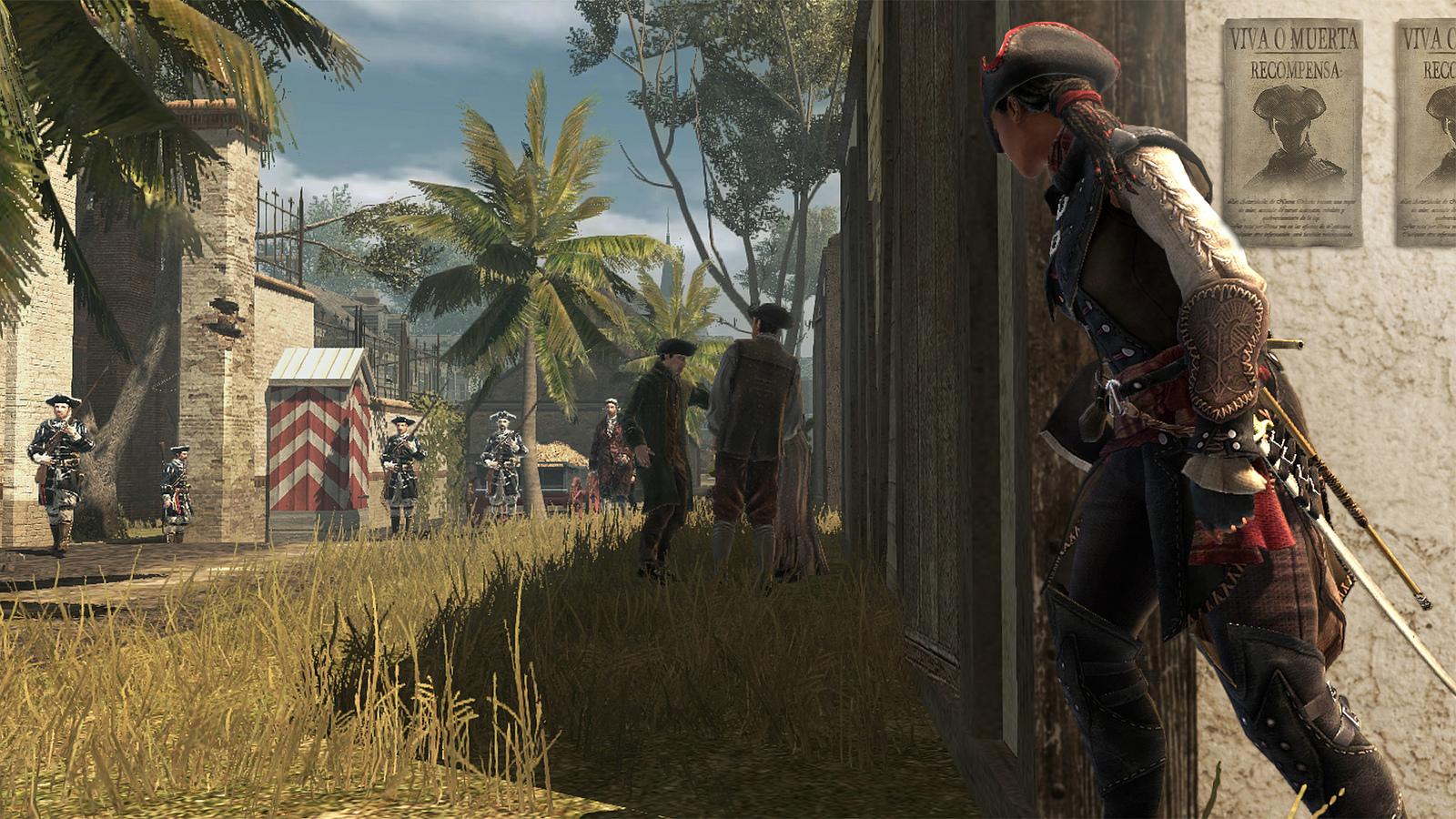 Další obrázky z Assassin's Creed 3: Liberation 70823