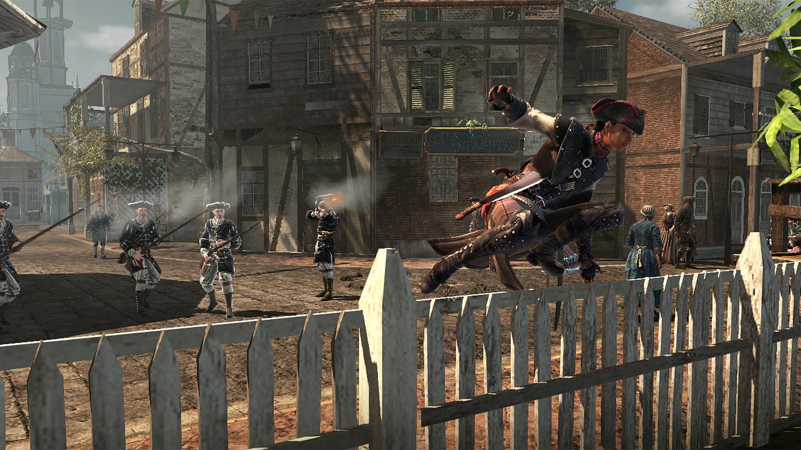 Další obrázky z Assassin's Creed 3: Liberation 70824