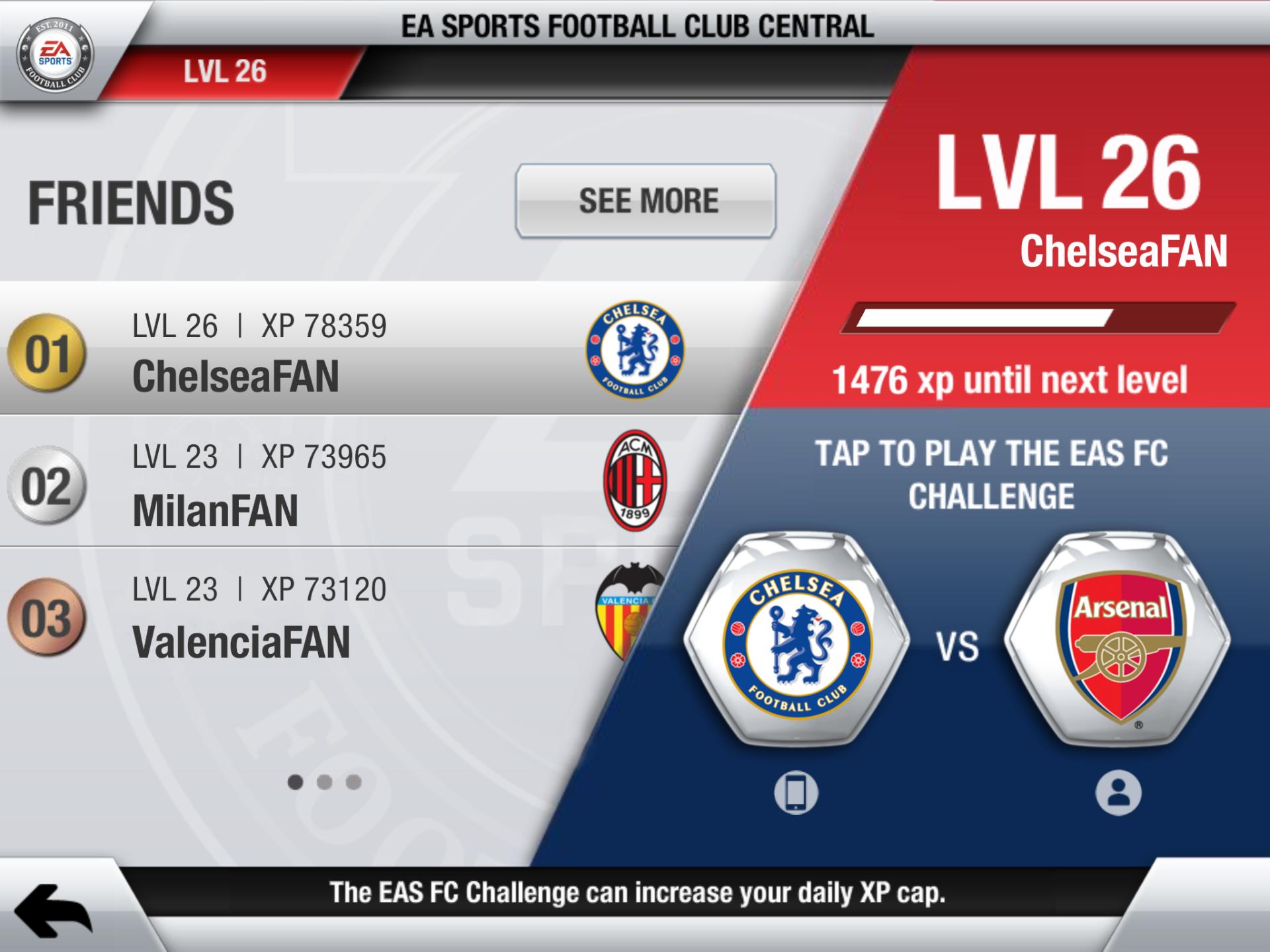 Obrázky z iOS verze FIFA 13 70835