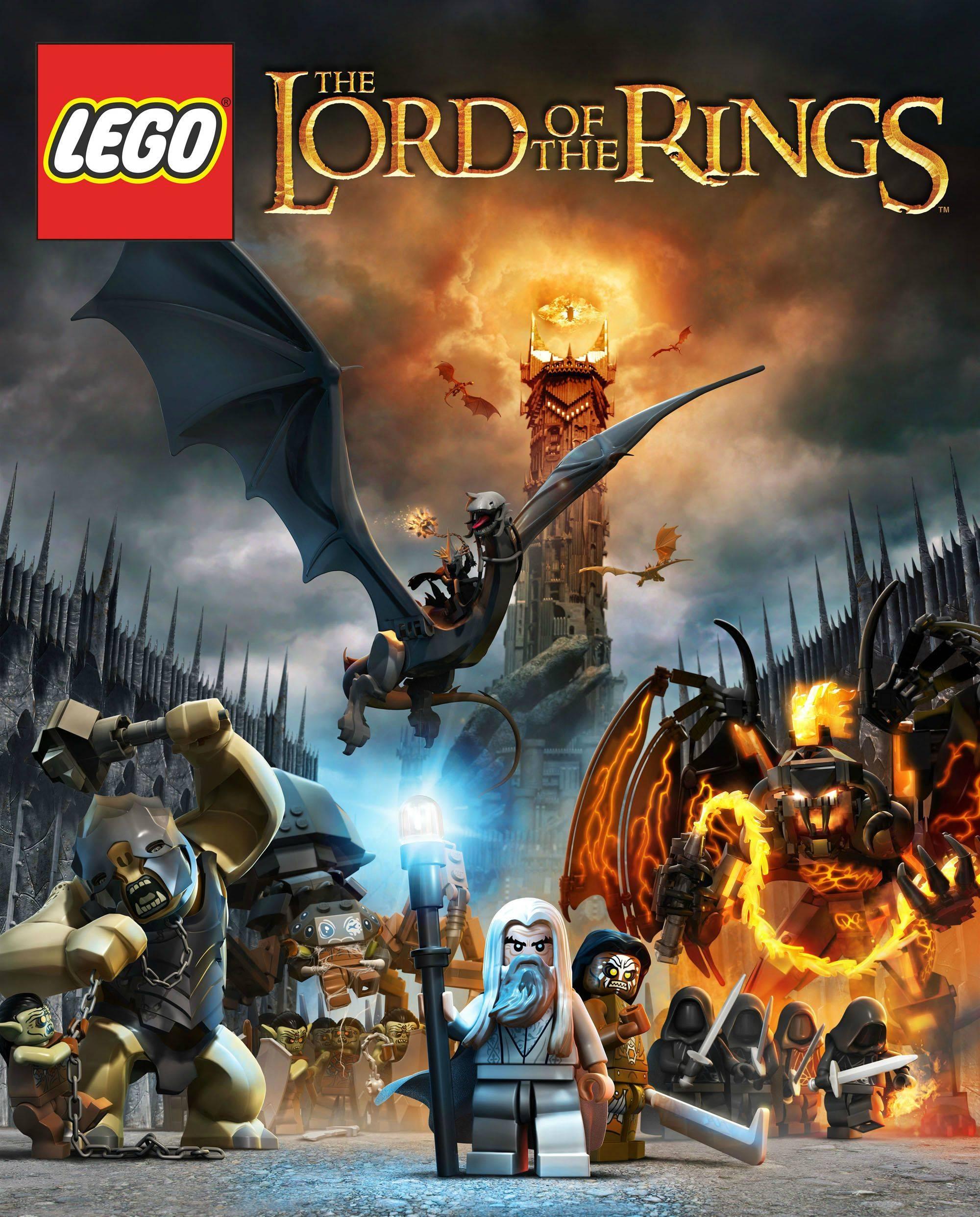 První deníček z vývoje LEGO Lord of the Rings 70844