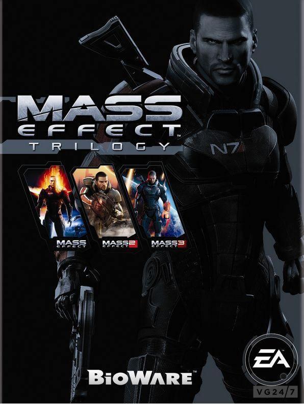 BioWare zvažují trilogií Mass Effectu pro nové konzole 70851