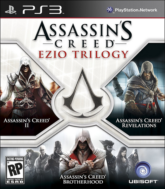 Ubisoft chystá PS3 trilogii Assassin's Creed 70852