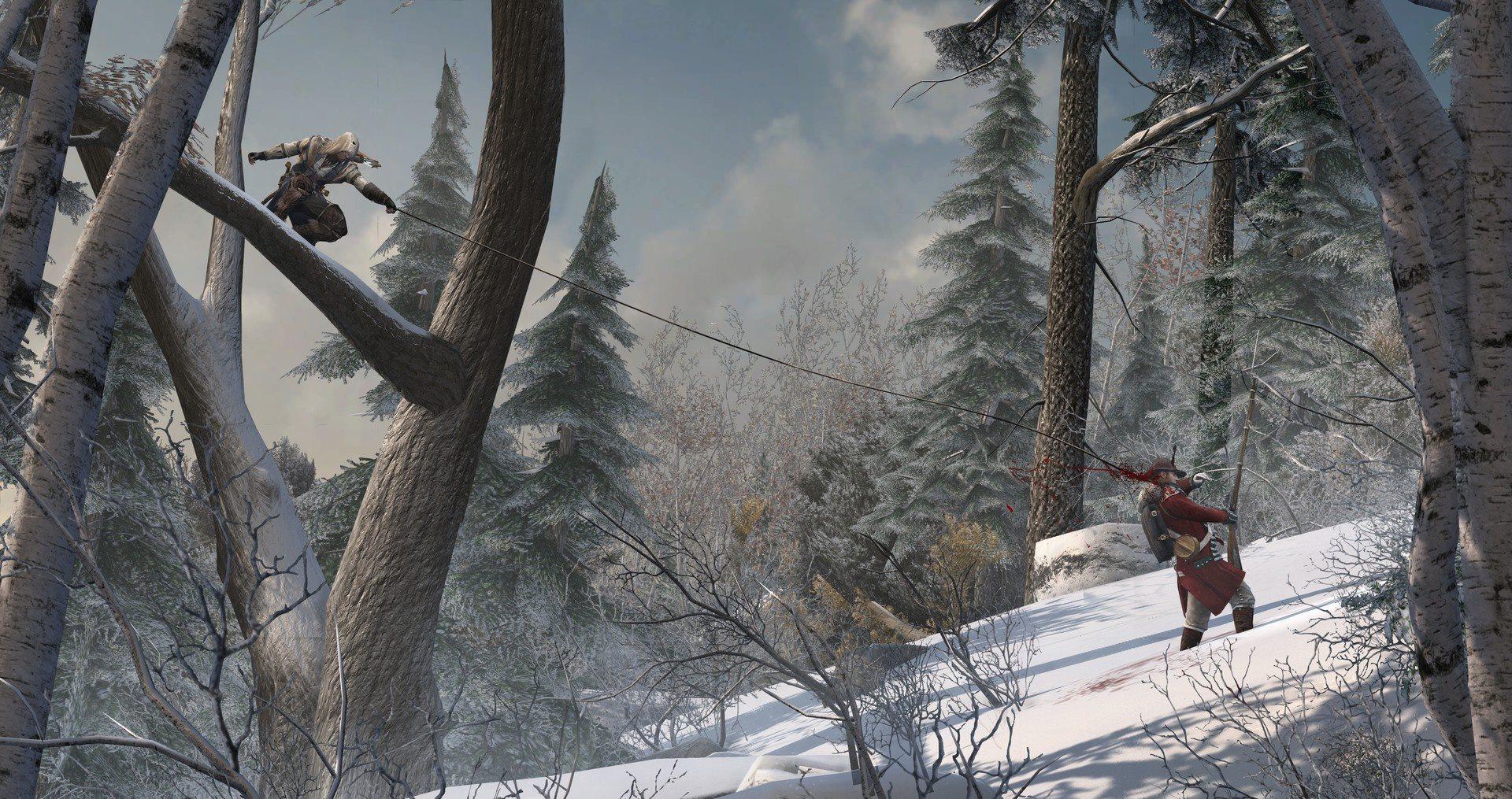 Assassin's Creed III – cesta do nového světa 70872