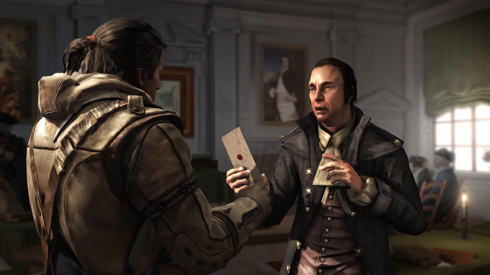 Assassin's Creed III – cesta do nového světa 70873
