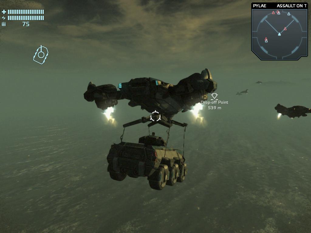 Stahujte demo akce Carrier Command 70889