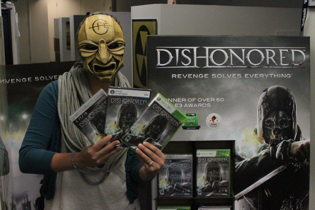 Dishonored je po vývojové stránce hotové 70965