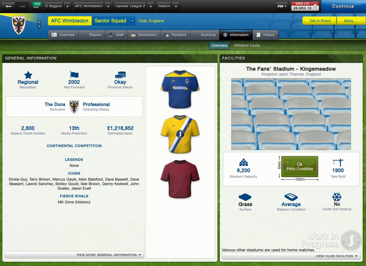 Football Manager 2013 vyjde v listopadu 70987