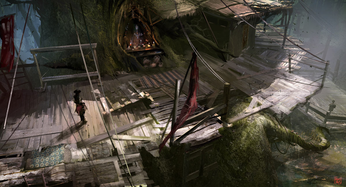 Artworky z Assassin's Creed 3: Liberation 71050