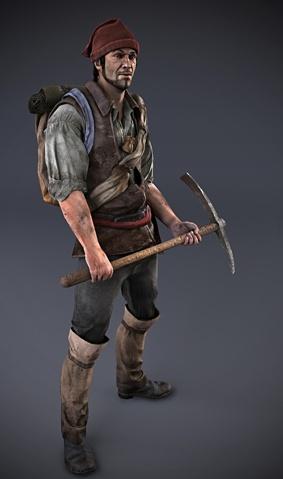 Detaily o městečku Homestead v Assassin's Creed 3 71059