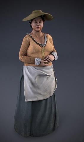 Detaily o městečku Homestead v Assassin's Creed 3 71060