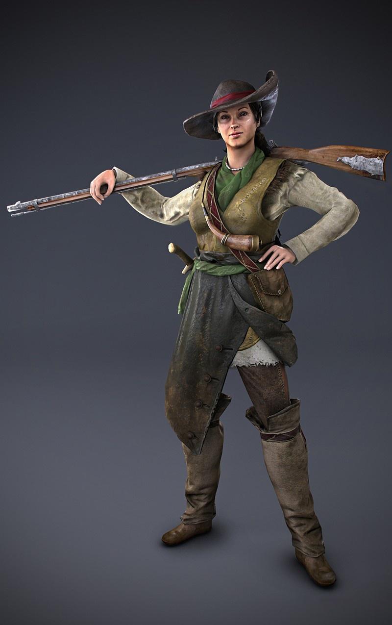 Detaily o městečku Homestead v Assassin's Creed 3 71061