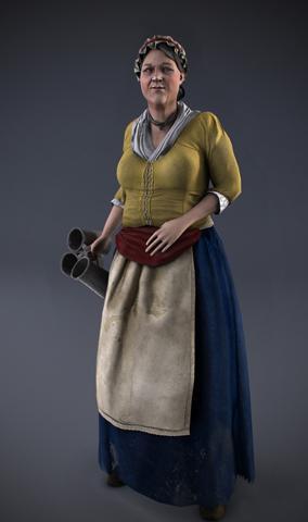 Detaily o městečku Homestead v Assassin's Creed 3 71065