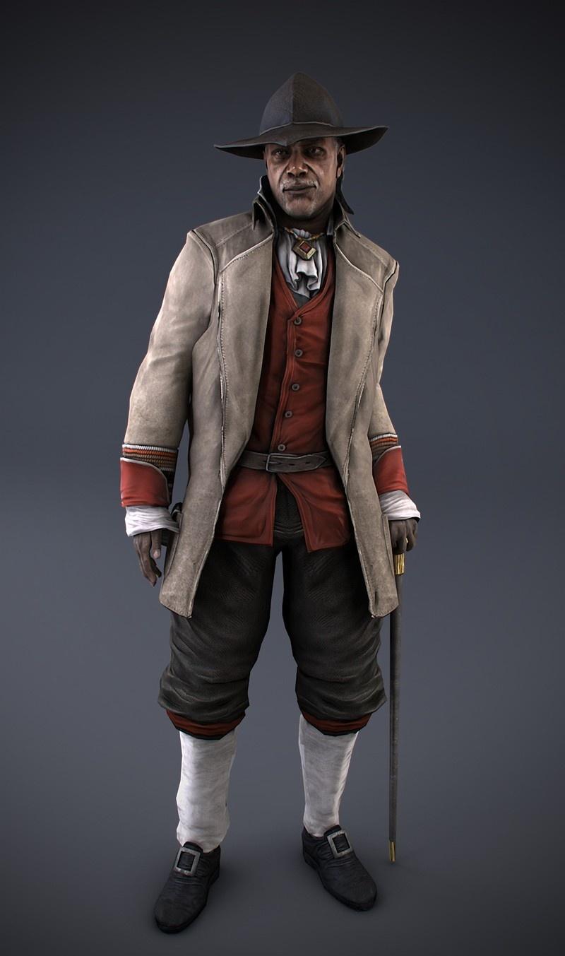 Detaily o městečku Homestead v Assassin's Creed 3 71066