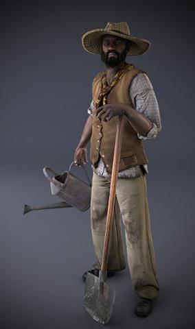 Detaily o městečku Homestead v Assassin's Creed 3 71070