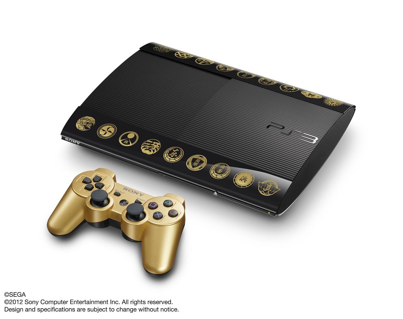 Super Slim PS3 bundle ve stylu Yakuza 5 a Fist of the North Star 71076