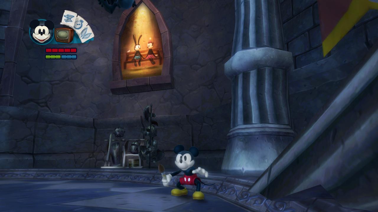Epic Mickey 2 startovním titulem konzole Wii U 71150