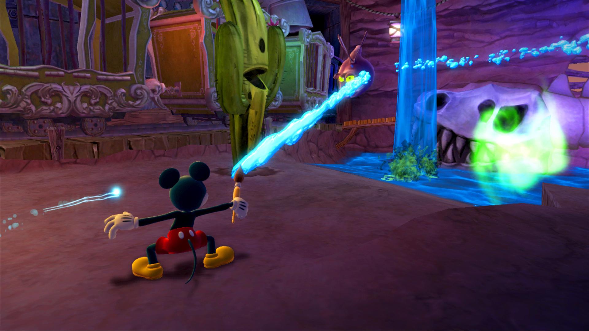 Epic Mickey 2 startovním titulem konzole Wii U 71153