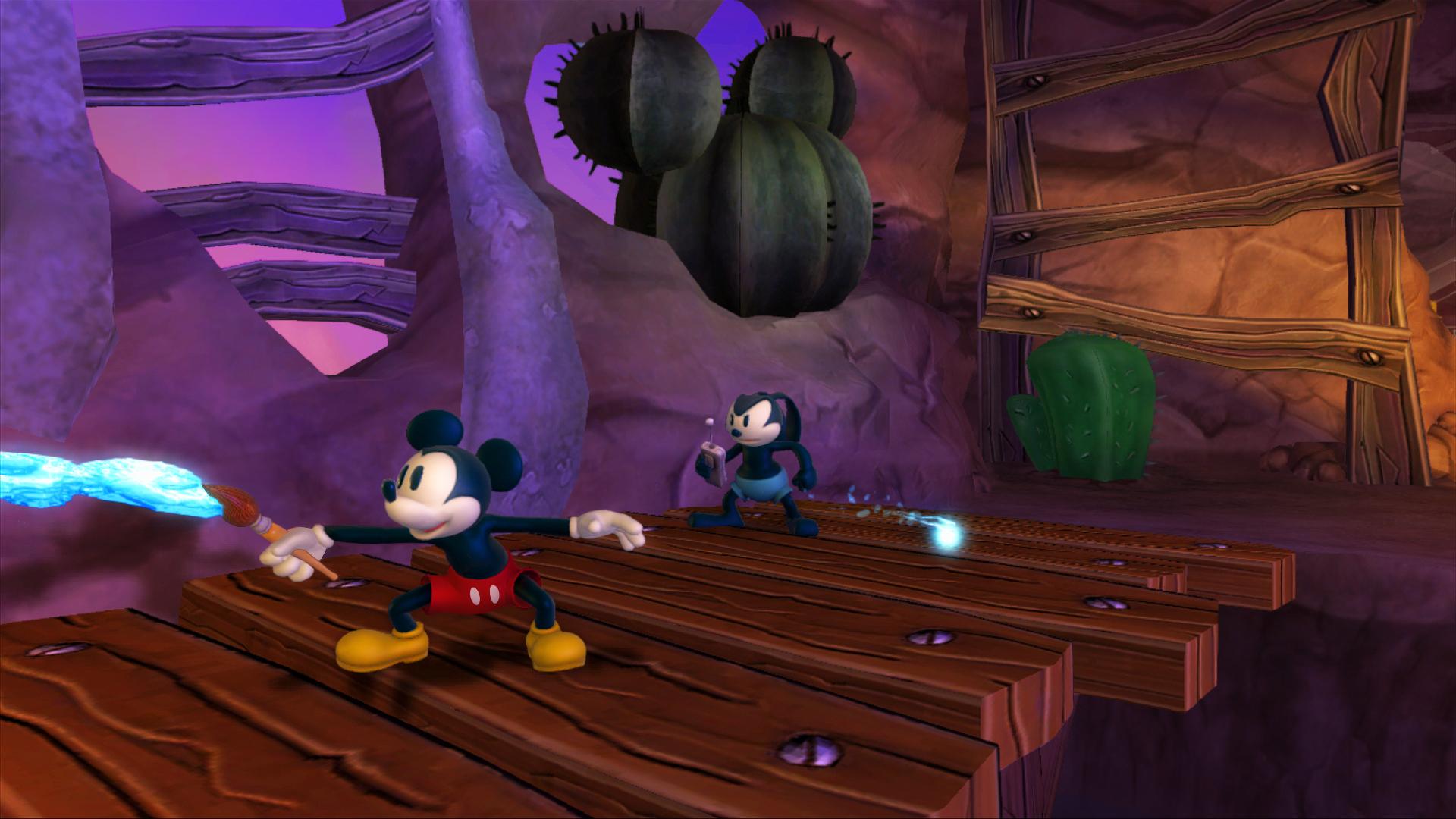 Epic Mickey 2 startovním titulem konzole Wii U 71154
