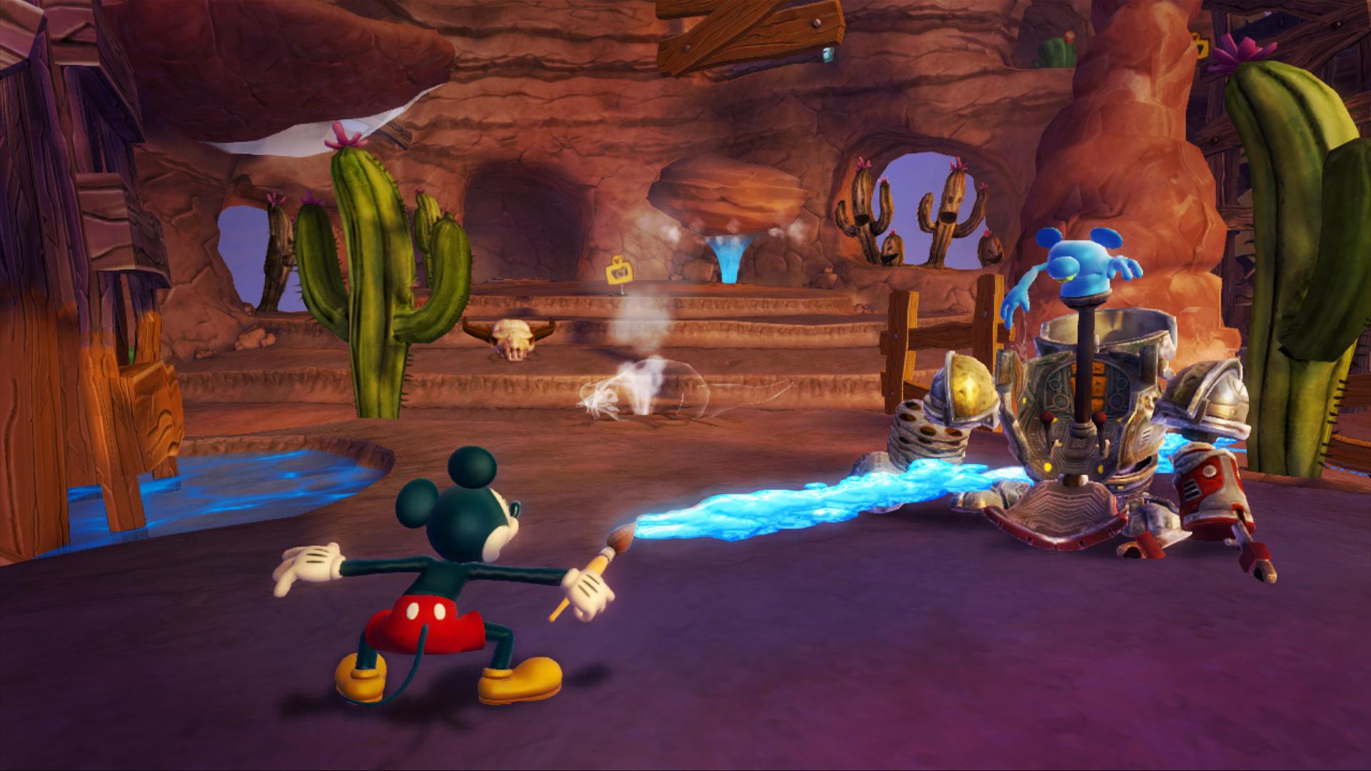 Epic Mickey 2 startovním titulem konzole Wii U 71157