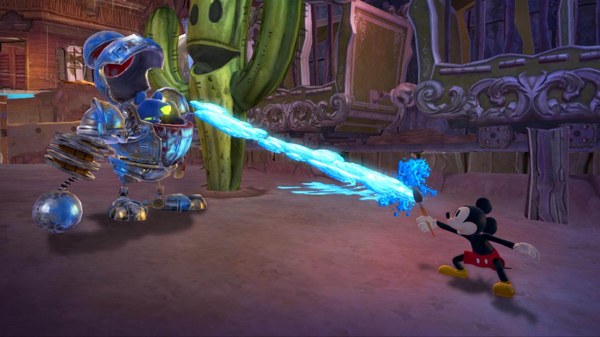 Epic Mickey 2 startovním titulem konzole Wii U 71158