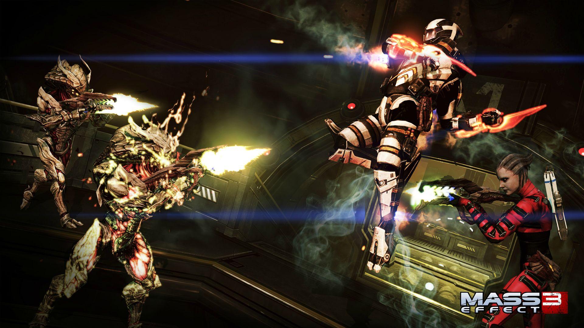 Mass Effect 3 chystá Retaliation DLC pro multiplayer 71167