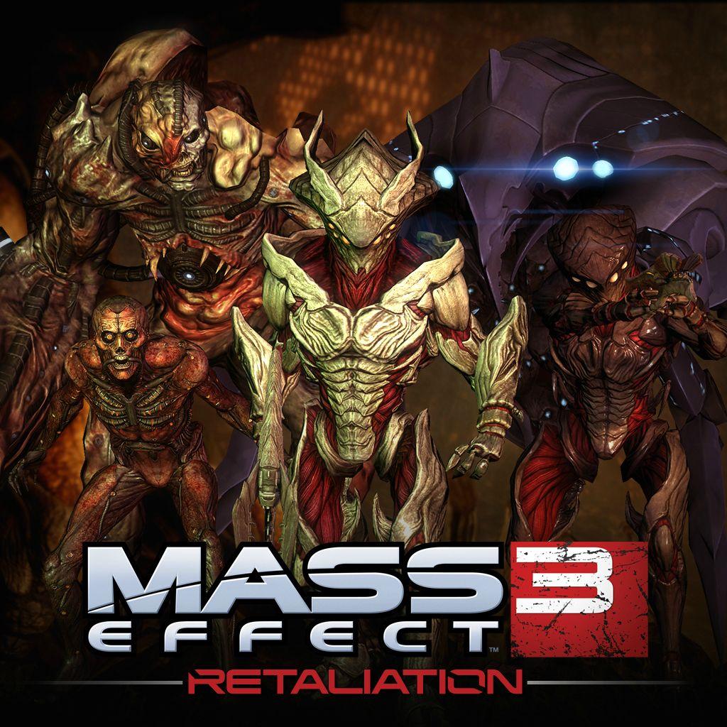Mass Effect 3 chystá Retaliation DLC pro multiplayer 71168