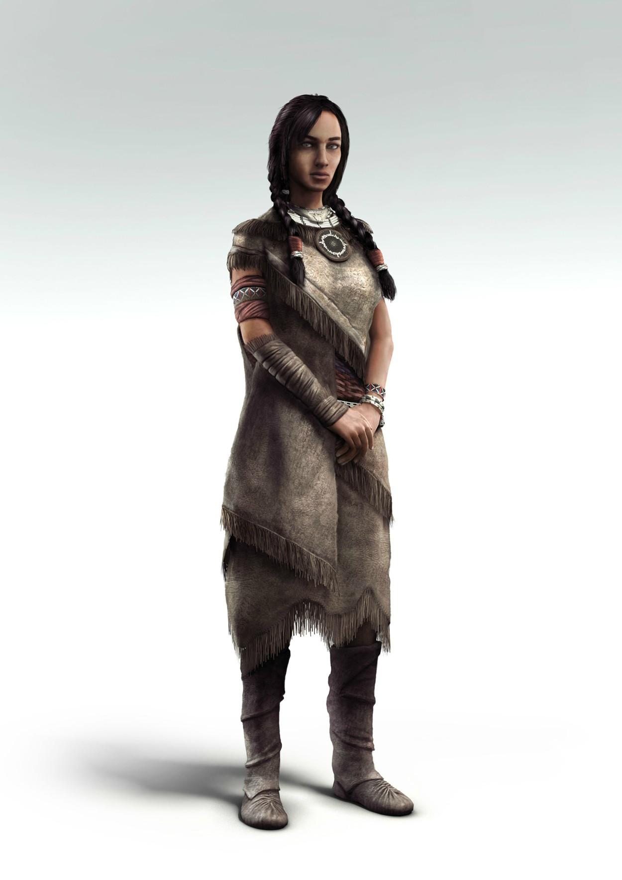 Nové obrázky a artworky z Assassin's Creed 3 71188