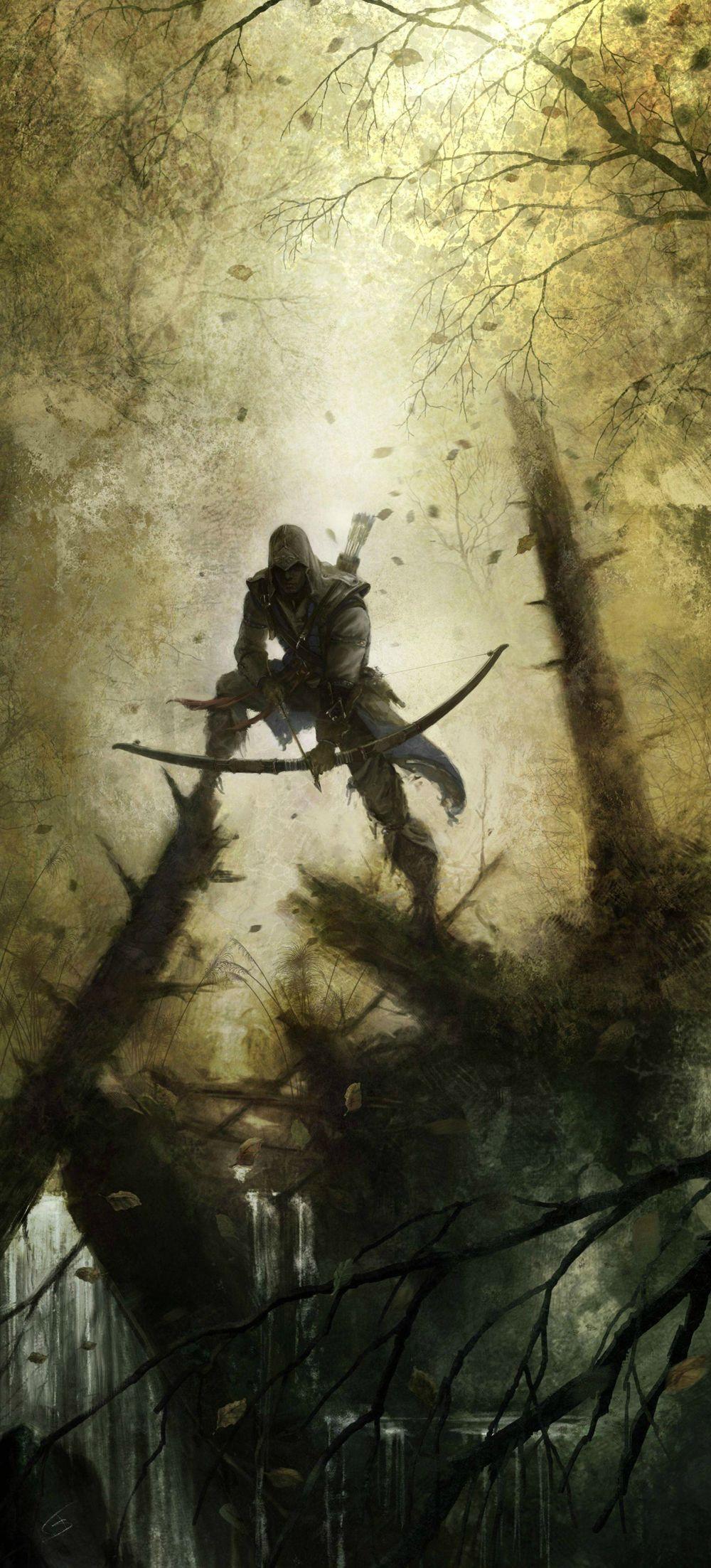 Nové obrázky a artworky z Assassin's Creed 3 71190
