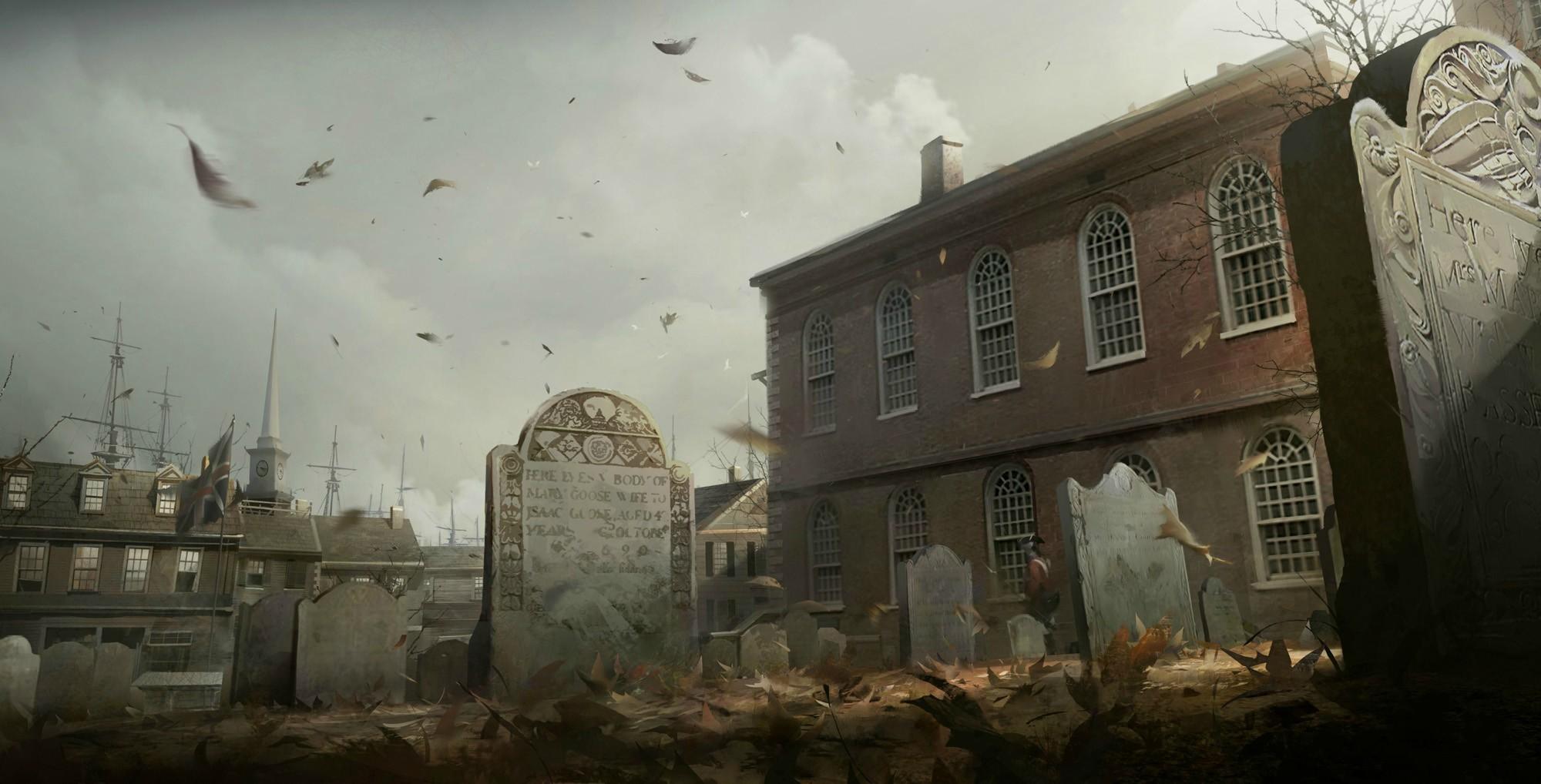 Nové obrázky a artworky z Assassin's Creed 3 71193