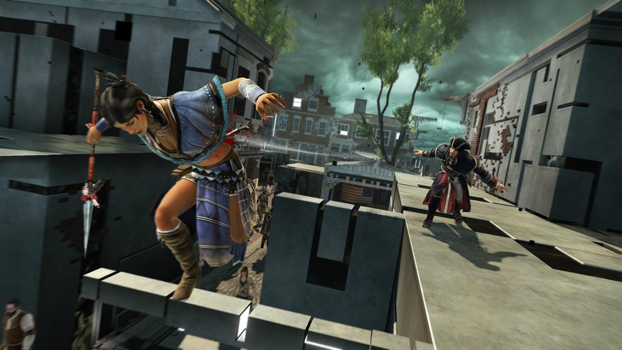 Nové obrázky a artworky z Assassin's Creed 3 71194